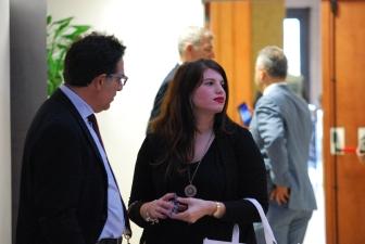 13 Ottobre 2017  Presidenza Regione lazio Incontro con le rivendite edili del Lazio e le istituzioni